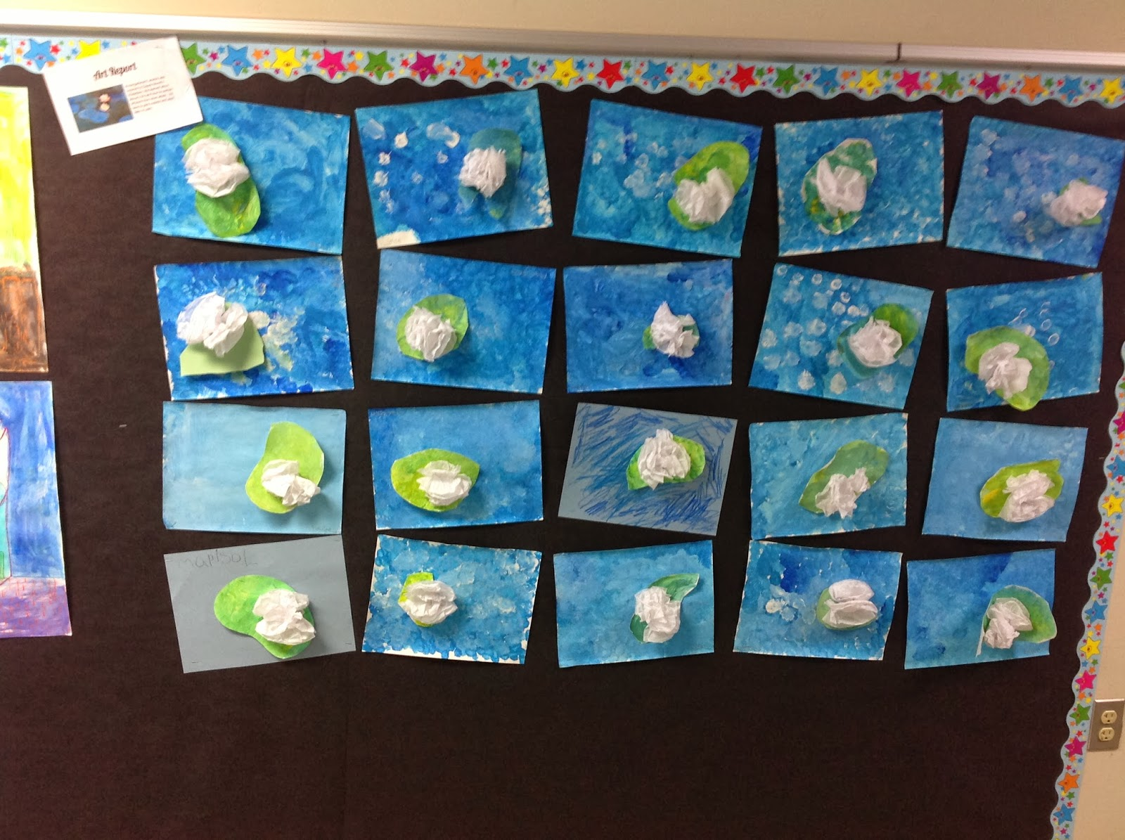 Nicole Caulfield Fine Art: Some Elementary Art Lessons