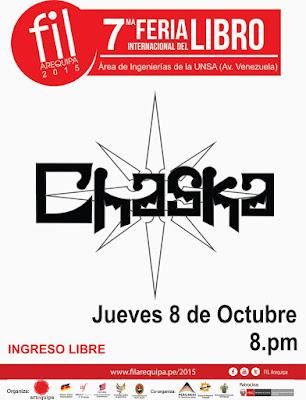 Chaska en Arequipa 2015