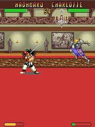 Jogo para Celular Samurai Shodown