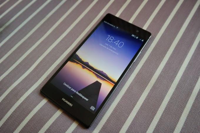 Huawei Ascend P7, especificaciones sobre el nuevo Android de Huawei