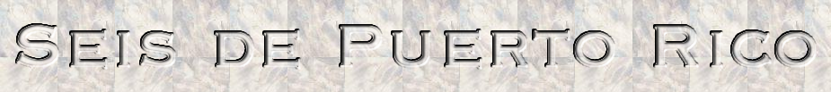 Seis de Puerto Rico