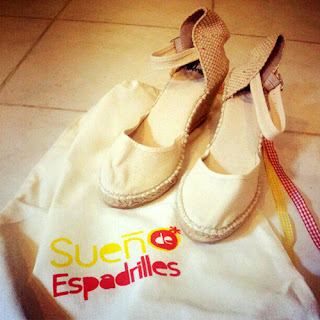 Sueño Espadrilles at The Podium