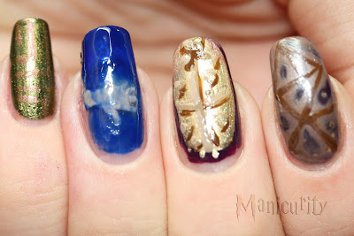 Harry Potter and the Goblet of Fire nails 1