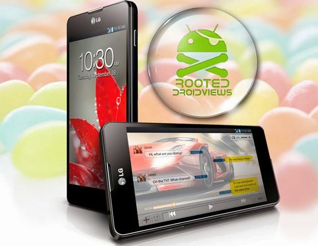 Cara ROOT Smartphone dan Tablet Android LG
