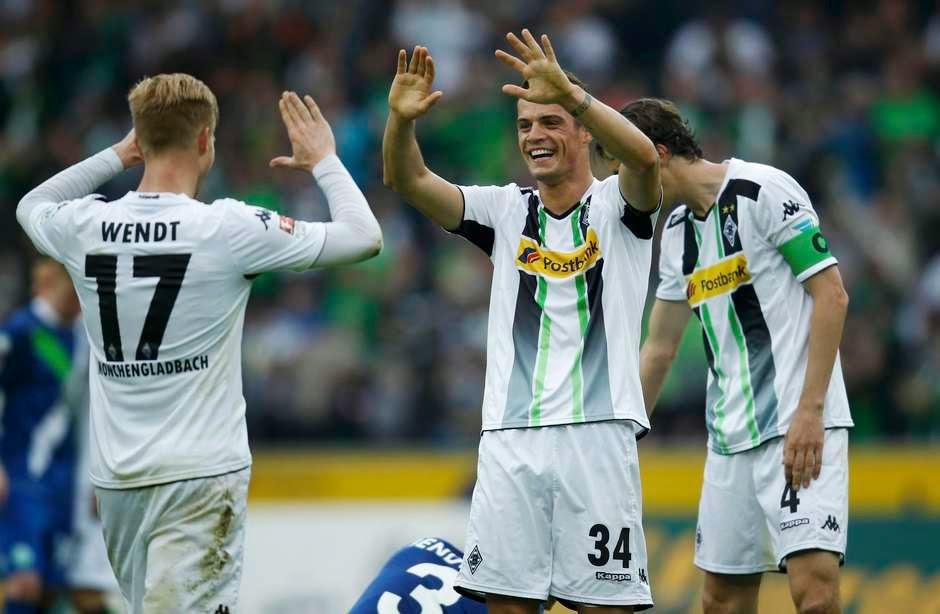 Highlights Borussia Moenchengladbach 1 – 0 Wolfsburg (Bundesliga)