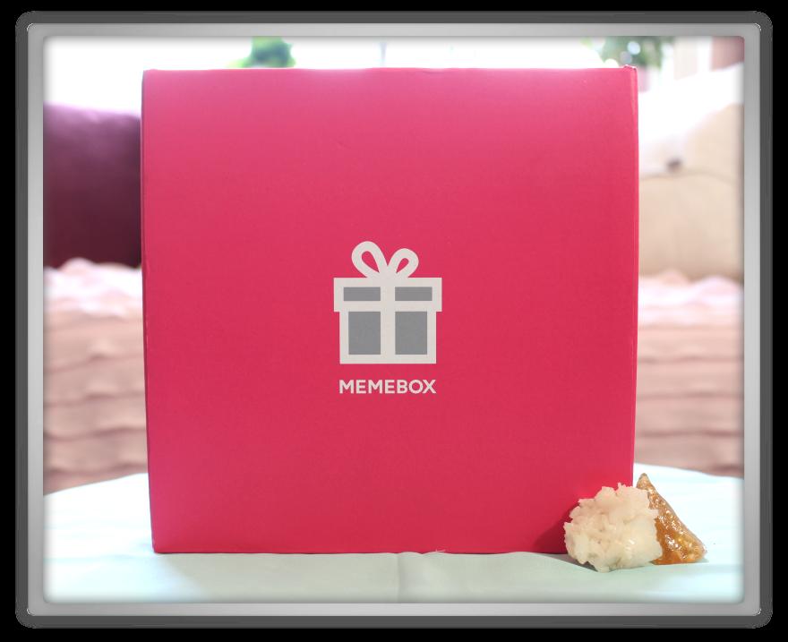겟잇뷰티박스 by 미미박스 memebox beautybox Luckybox #9 unboxing review box