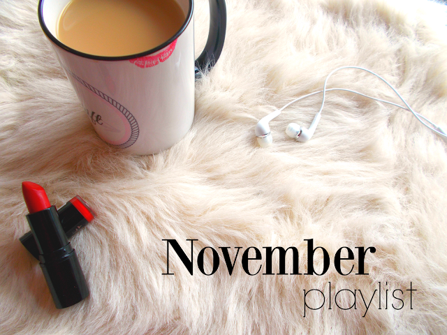 November Playlist ft. Ariana Grande, Oh Wonder, Lucy Rose, Selena Gomez & Justin Bieber!