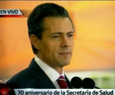 Peña Nieto no puede pronunciar epidemiológico