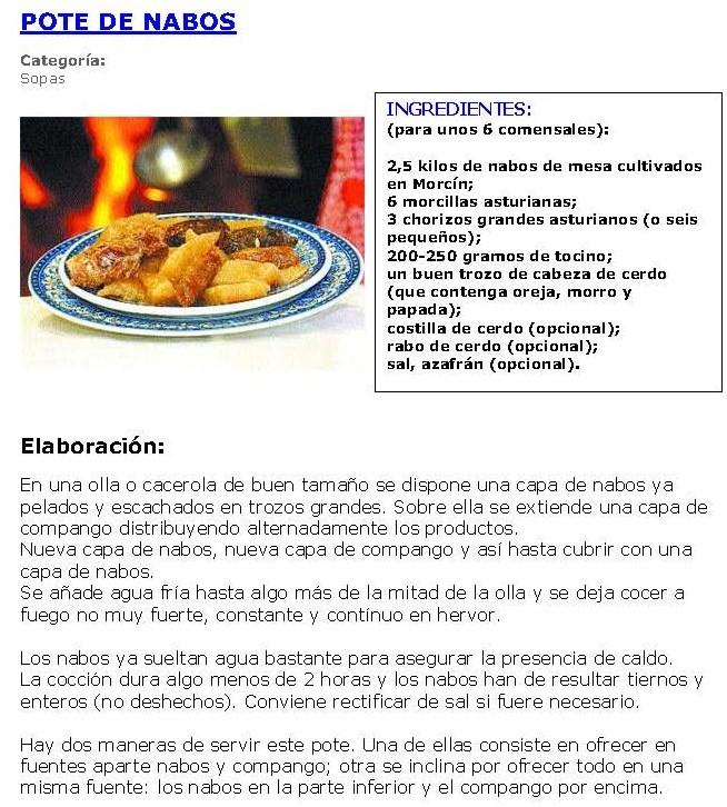 Quintes mirador del cant brico varias recetas de cocina for Cocina 5 ingredientes jamie