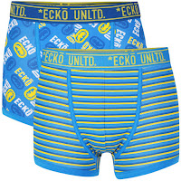 Ampliar imagen Página anterior  Ecko Men's 2-Pack Boxers - Stripes/Blue: Image 2  Ecko Men's 2-Pack Boxers - Stripes/Blue: Image 3  Ecko Men's 2-Pack Boxers - Stripes/Blue: Image 4  Ecko Men's 2-Pack Boxers - Stripes/Blue: Image 5  Ecko Men's 2-Pack Boxers - Stripes/Blue: Image 1  Ecko Men's 2-Pack Boxers - Stripes/Blue: Image 2  Ecko Men's 2-Pack Boxers - Stripes/Blue: Image 3  Ecko Men's 2-Pack Boxers - Stripes/Blue: Image 4  Ecko Men's 2-Pack Boxers - Stripes/Blue: Image 5 Página siguiente Ecko Men's 2-Pack Boxers - Stripes/Blue