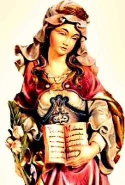 Saint Claudia