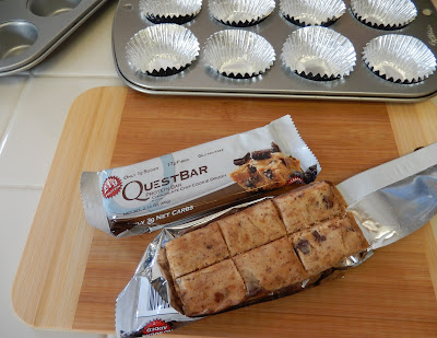 Questbar%2BQuest%2BProtein%2BBar%2BChike%2BNutrition%2BEggface%2BCoffee%2BCannoli%2BTarts%2B1 Weight Loss Recipes Sweet Treat: Mini Protein Tarts