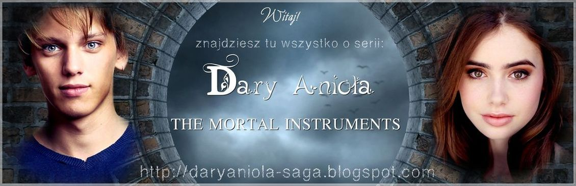 Seria 'Dary Anioła' (The Mortal Instruments)