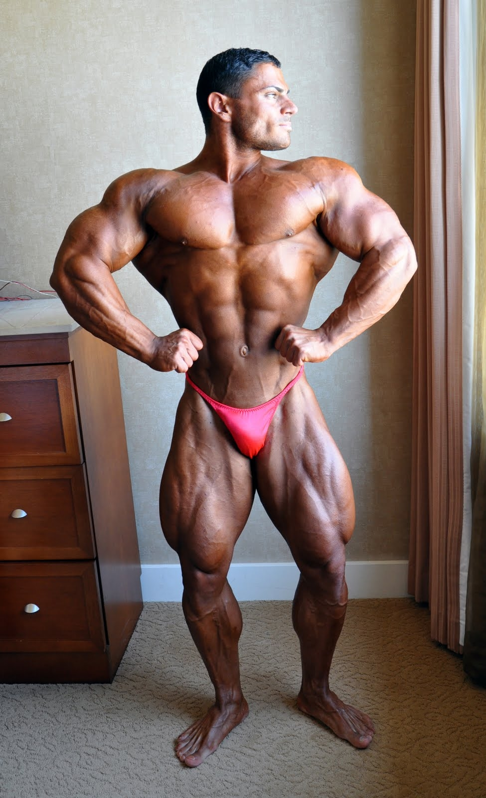 dobri delev 10 30 and almost escaping posted by muscleposer