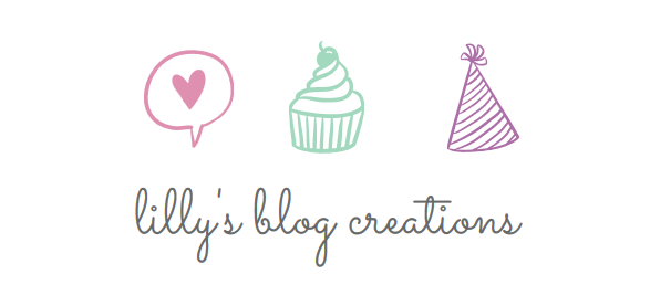 Lilly's Blog Creations