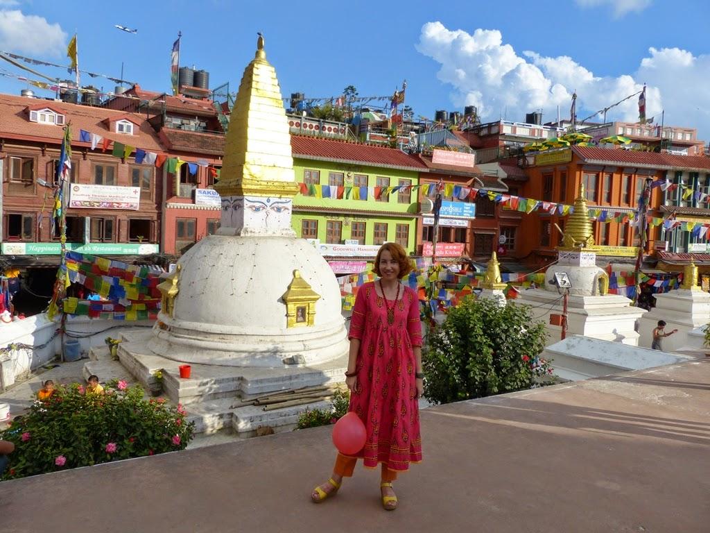 Boughanath, Kathmandu, Nepal
