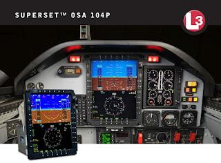 Авиационные продукты. SUPERSET™ OSA 104P