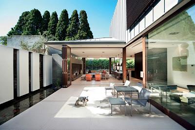 Rumah Modern Ala Australia 14