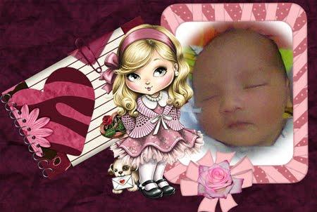 Barbie Frame