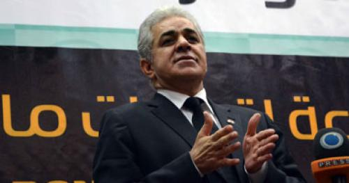 صباحي: نازل يوم 30 يونية ،، لابد من رحيل النظام الحالي