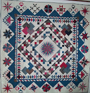 Mijn eerste grote quilt