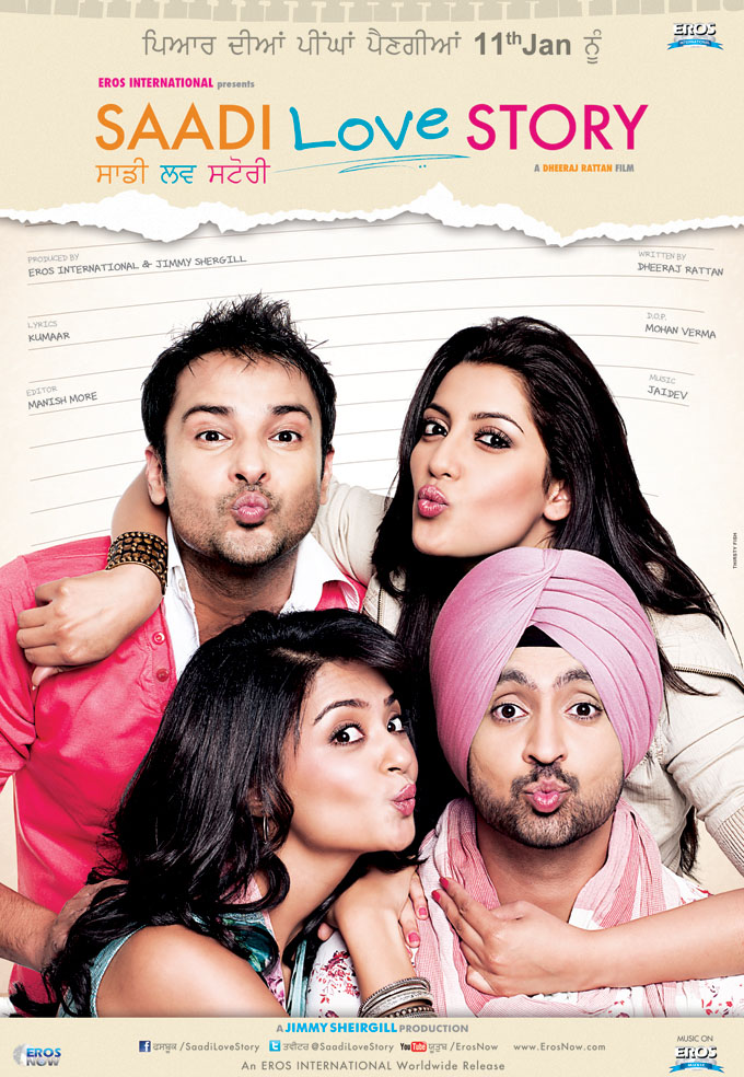 Saadi Love Story (2013) &#8211; Punjabi Movie Watch Online