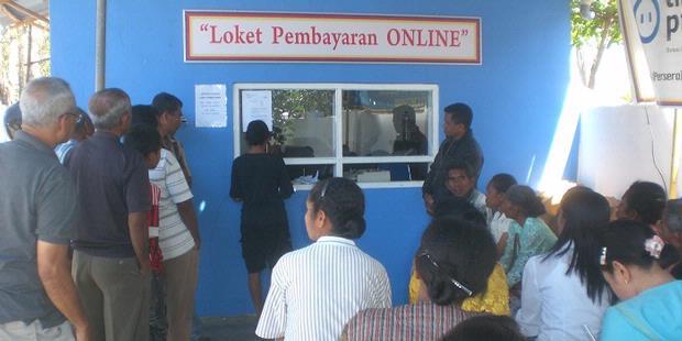 Loket pembayaran online