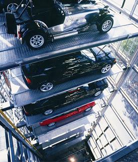 10 Tempat Parkir Paling Keren di Dunia - raxterbloom.blogspot.com
