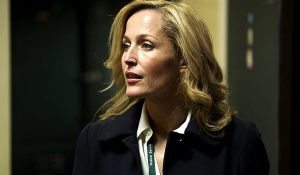 Gillian Anderson en The Fall