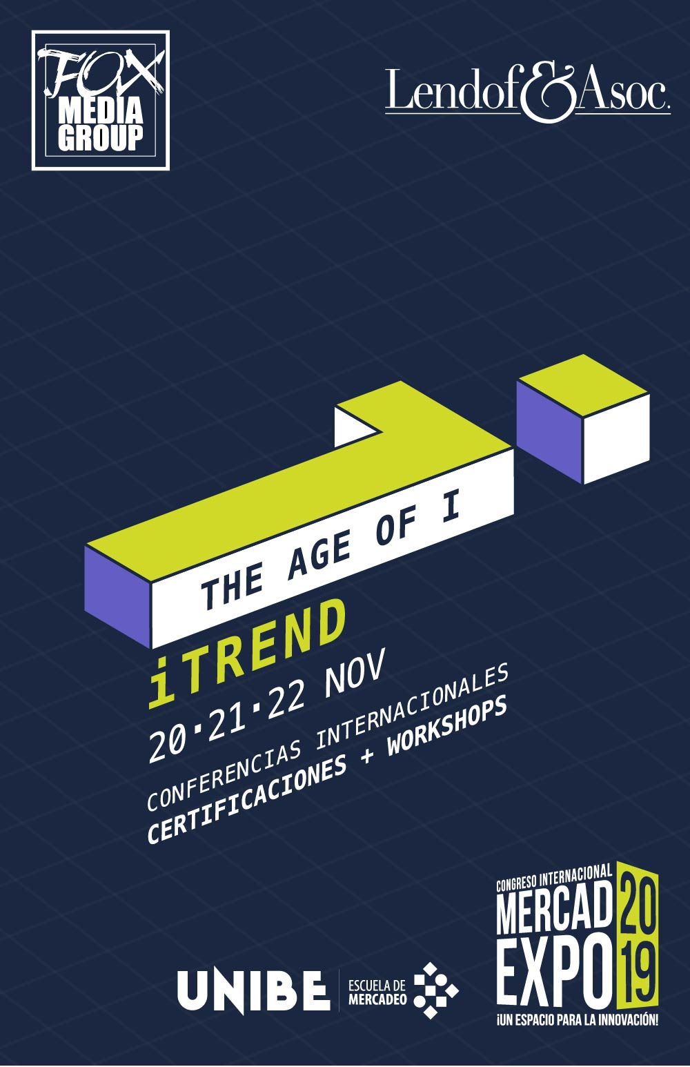 """I Trend: The Age of I"""