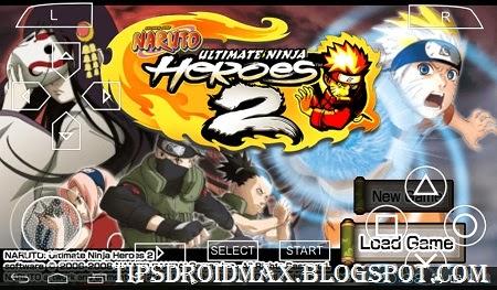 Download Naruto Ultimate Ninja Heroes 2 The Phantom Fortress