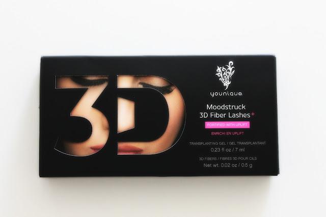 younique moodstruck 3d fiber lash mascara review