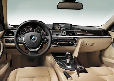 BMW 650i Interior