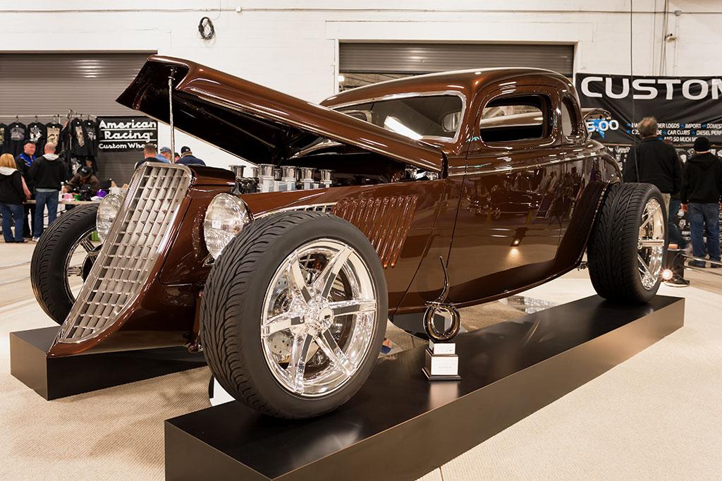 Elite 6 - Rocky Boler's 1933 Ford Five Window