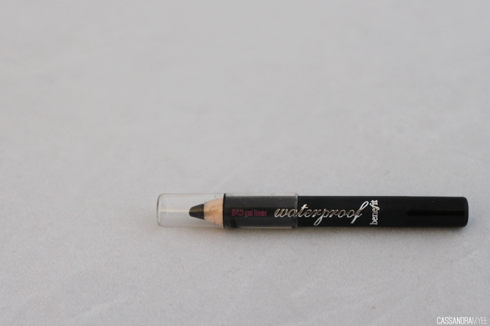 MOST LOVED // June '14 - Benefit BADgal Waterproof Black Eyeliner - cassandramyee