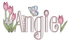 Manualidades con Angi