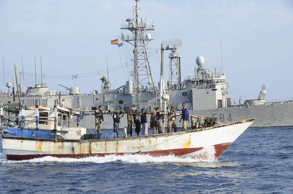 Somali Pirate Mother Ship Eaglespeak: somali pirates: spanish navy ... Somali Pirates Logo