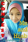 CONTEST ME AND HIJAB – KHUMAERA ISMAIL