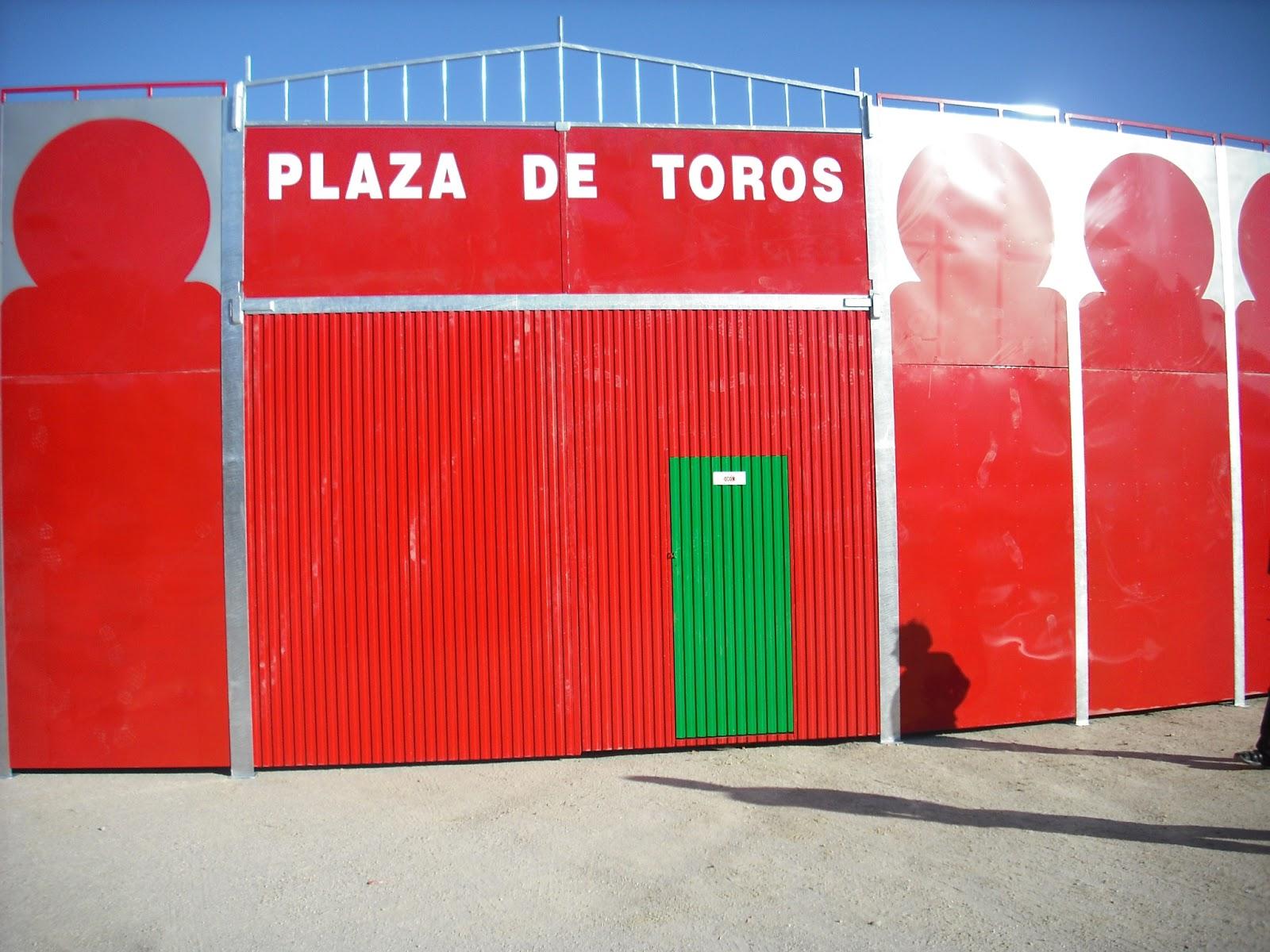 plazas de toros portátiles