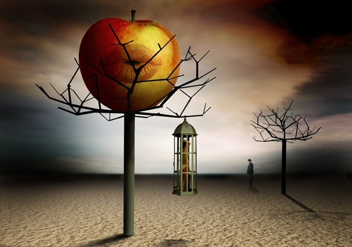 Ben Goossens 1945 | Surrealistic Digital Art