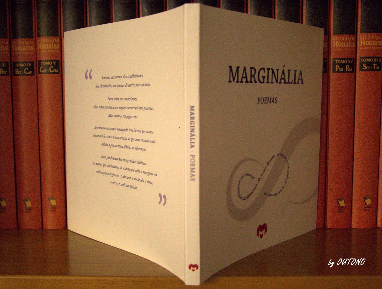 Novo Livro - MARGINÁLIA