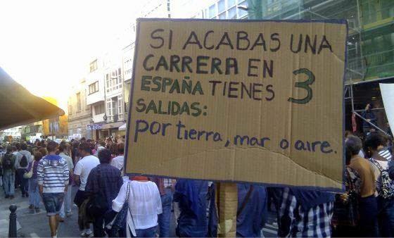Esto es lo que hay en España