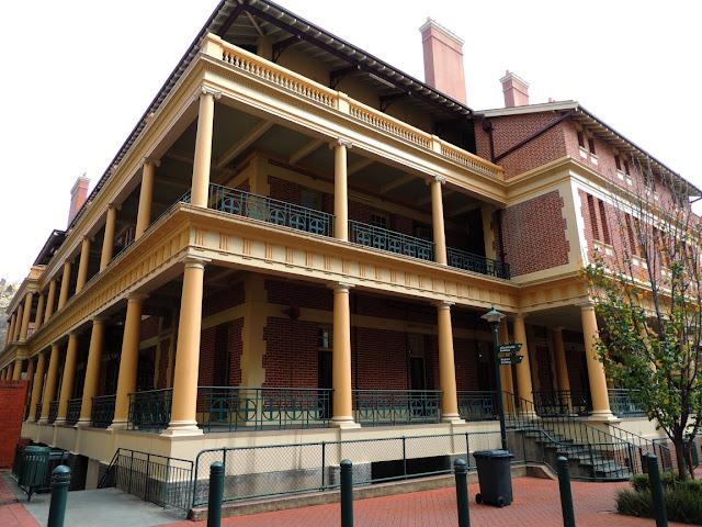 royal adelaide hospital, heritage, adelaide, botanic gardens, rah, margaret graham