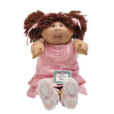 Original cabbage patch dolls history