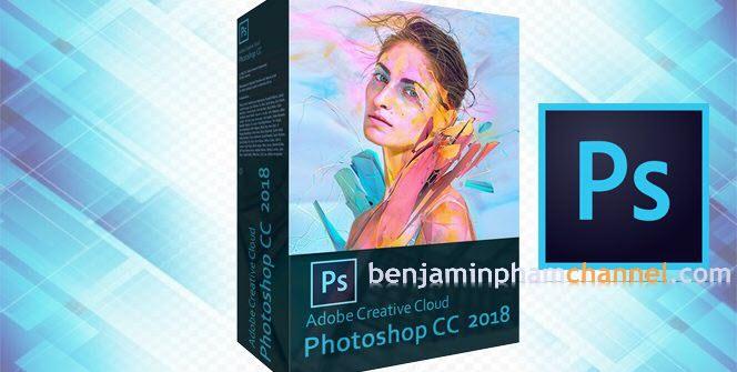 Adobe Photoshop CC 2018 v19.1.2.45971 Full Patch, Latest Version