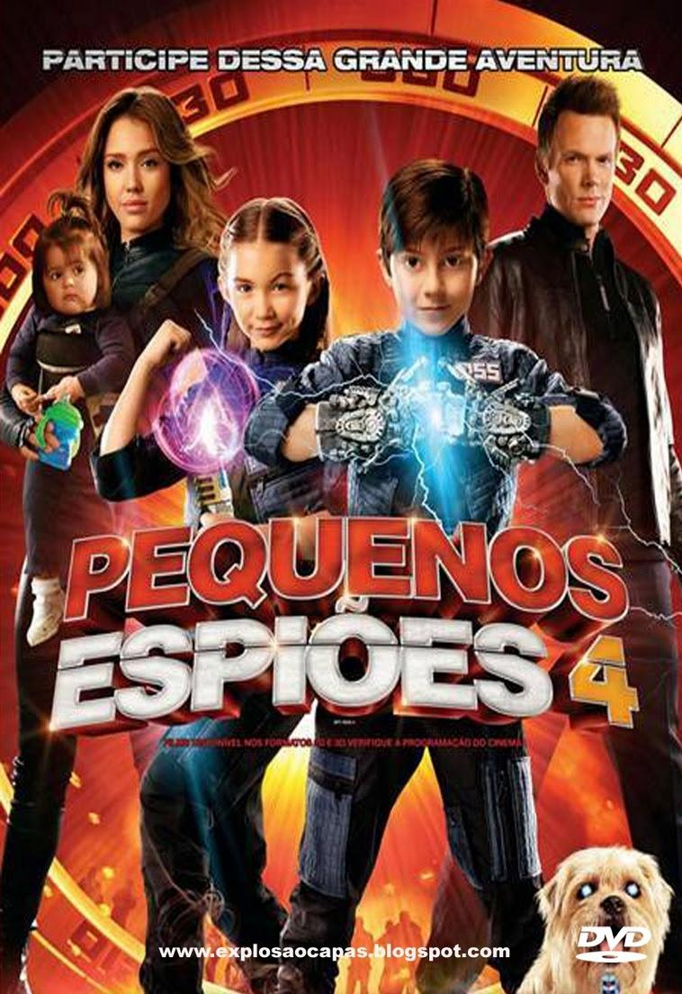 Baixar Filmes Download  Pequenos Espies 4 (Dual Audio) Grtis