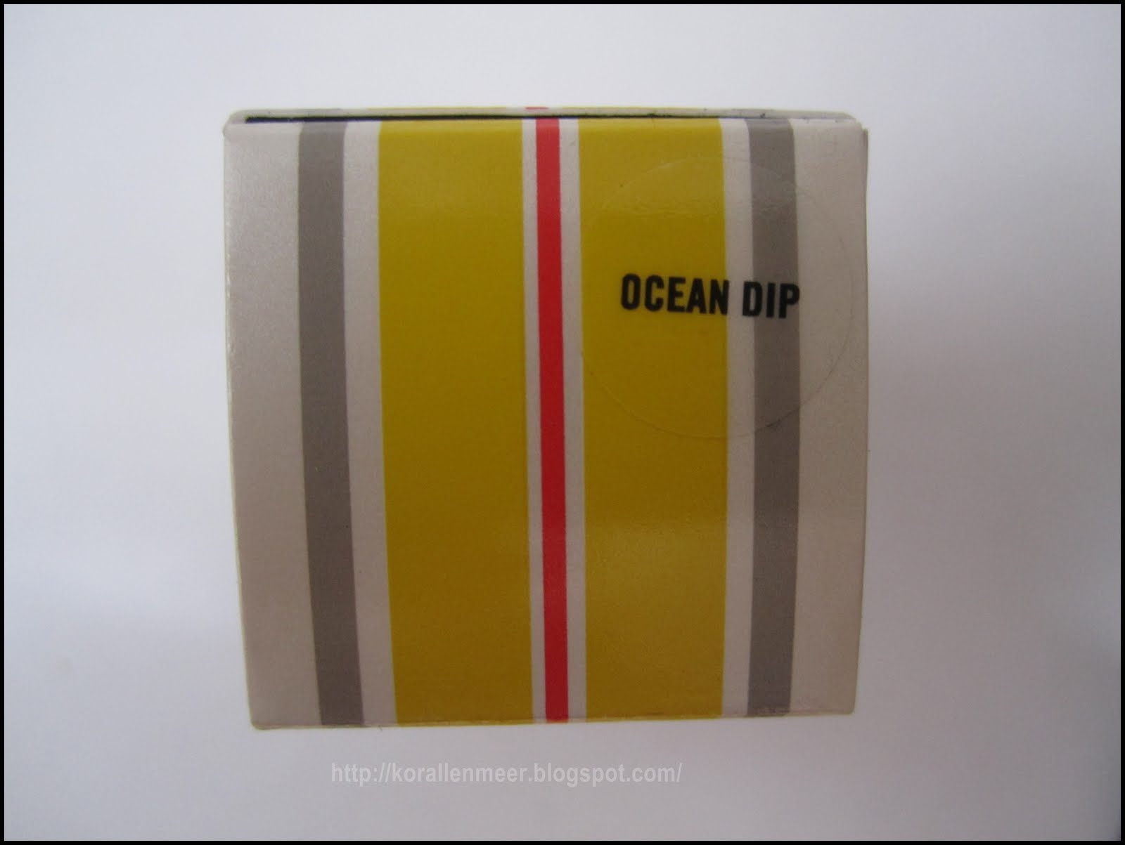KorallenMeer: [Swatch] MAC Surf Baby LE Nagellack Ocean Dip