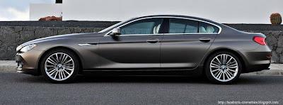 Couverture facebook  BMW Série 6 Coupé Gran