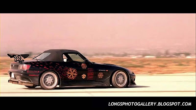 The Fast and The Furious Honda S2000