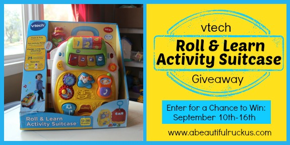 Roll & Learn Activity Suitcase - Walmart.com